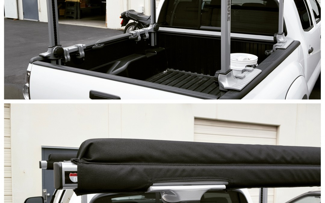 Thule Xsporter Truck Rack Pads