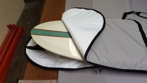 VB Longbaord Bag Tail