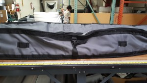 SUP Coffin Travel Bag Sidewall