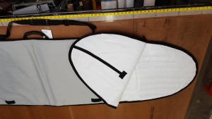 Board Bag Interior