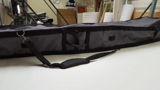 Wheeled Coffin Surfboard Bag