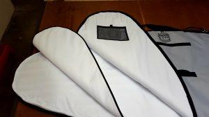 Double Longboard Travel Bag