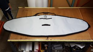 Double Surfboard Travel Bag