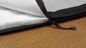 Full Length Zipper Protection Guard
