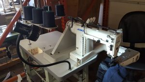 boardshort sewing machine
