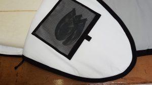 Surf Bag Interior