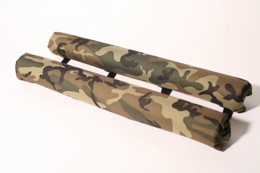 roof rack pads 27 inch camo
