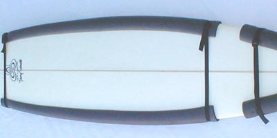 Rail Saver Longboard