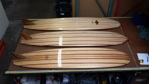 Board Bags for Balsa Boards Shaped by Master Shapers