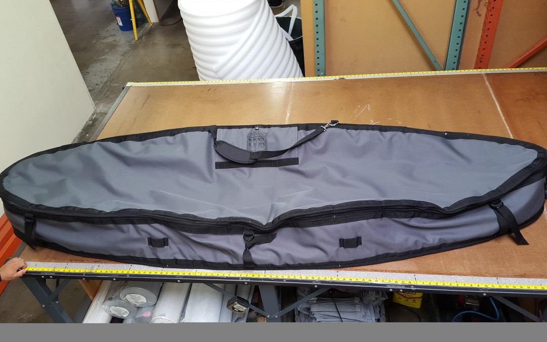 SUP Coffin Travel Bag