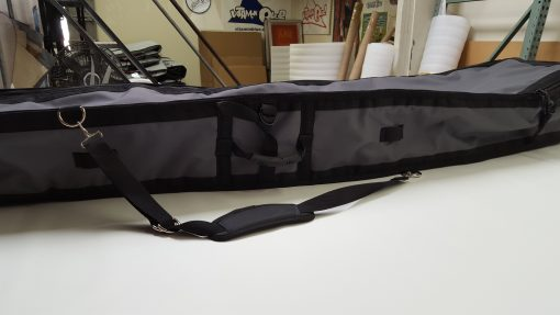 Wheeled Coffin Surfboard Bag