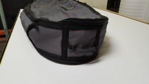 Wheeled Coffin Longboard Travel Bag
