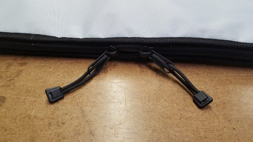 boardbag #10 zipper sliders