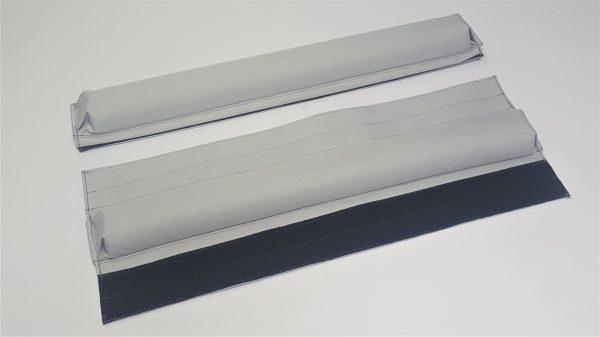 AeroBlade Roof Rack Pads 27 Inch Gray