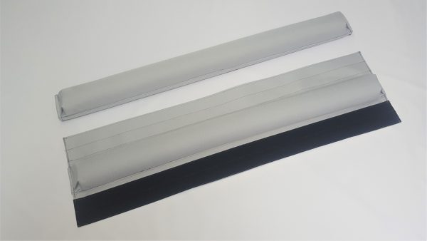 AeroBlade Roof Rack Pads 36 Inch Gray