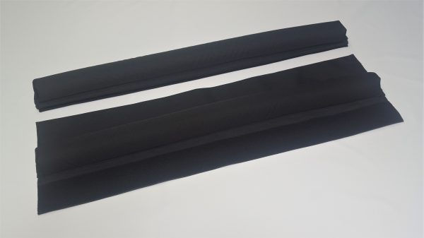AeroBlade Roof Rack Pads 36 Inch Non Fade Black